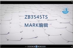 ZB3545TS贴片机mark编辑