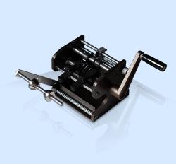 手摇带式电阻成型机           ZB101F