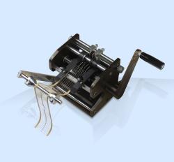 台州手摇带装电阻成型机       ZB101U