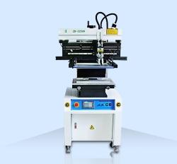 半自动锡膏印刷机ZB-3250H