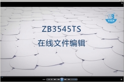 ZB3545TS online file edit